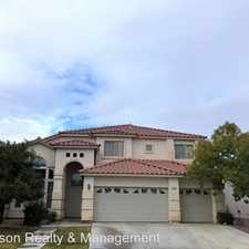 Rental info for 1319 Autumn Wind Way in the Sun City Anthem area