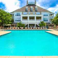 Rental info for The Apartments at Birkdale Village in the Cornelius area