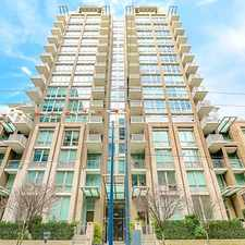 Rental info for 1055 Richards Street in the West End area