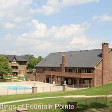 Rental info for 6033 Fountain Pointe