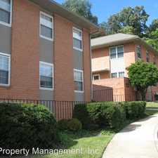 Rental info for 2420 Arlington Blvd, - Apt #A6 in the Charlottesville area