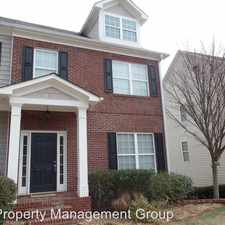 Rental info for 1439 Bluff Valley Circle
