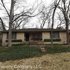 Rental info for 8814 Vinewood Dr in the Dallas area