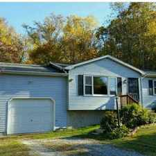 Rental info for The main floor features a living room, kitchen. Washer/Dryer Hookups!