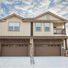 Rental info for 113 Lakeview Ct in the Rowlett area