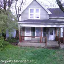 Rental info for 4210 Homer in the Madisonville area