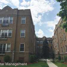 Rental info for 730-36 Reba Place in the Evanston area