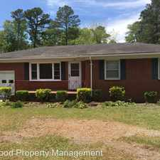 Rental info for 1707 Edgewood Drive