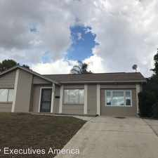Rental info for 2255 Rio Circle in the 34608 area