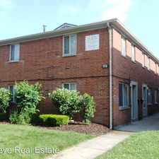 Rental info for 90 W. 9th Ave Apt 4 in the The Ohio State University area