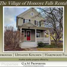 Rental info for 43 Maplewood Ave.