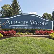 Rental info for Albany Woods in the Columbus area
