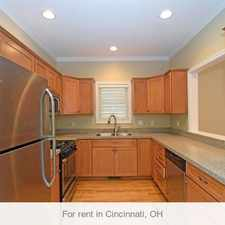 Rental info for Bright, airy row house in the heart of Columbia Tusculum. Parking Available! in the Columbia-Tusculum area