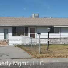 Rental info for 529 N 27th St in the 81501 area