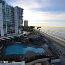 Rental info for 1760 Avenida del Mundo Unit 508