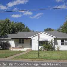 Rental info for 2520 W 2nd St N in the Sunflower area