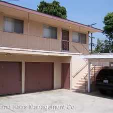 Rental info for 2527 Eucalyptus Ave. #01 in the Long Beach area