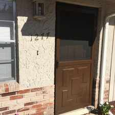 Rental info for 1277 Sylvia Ave