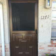 Rental info for 1271 Sylvia Ave