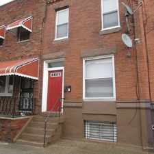 Rental info for 2021 S. 22nd Street - Apt 1 in the Point Breeze area