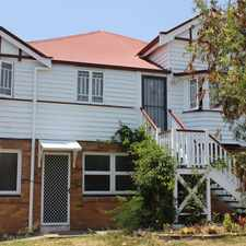 Rental info for COSY 1 BEDROOM APARTMENT IN THE HEART OF EAST BRISBANE in the East Brisbane area