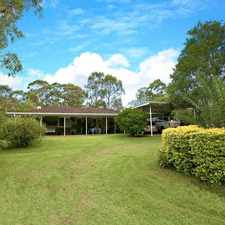 Rental info for Acreage in Bellbird Park, Large Level Block, 8 Car Accommodation, Space For Caravan, Pool in the Brisbane area