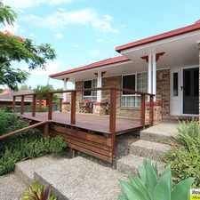 Rental info for UNDER APPLICATION Neat & Tidy Family Home in the Albany Creek area
