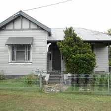 Rental info for 1 BEDROOM HOME in the Cessnock area