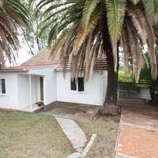 Rental info for Located in the heart of Campbelltown close to local shops, station and cafes.