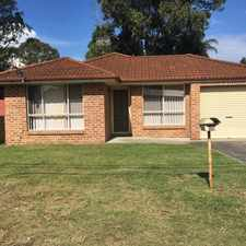 Rental info for Three Bedroom Home in the Central Coast area