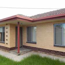 Rental info for Low Maintenance 3 bedroom homette in the Adelaide area