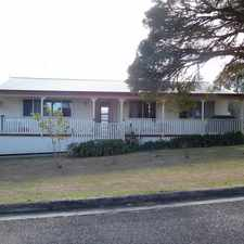 Rental info for WHAT A GEM! in the Cessnock area