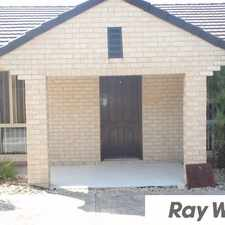 Rental info for CLOSE TO THE BEACH - NO PETS in the South Bunbury area