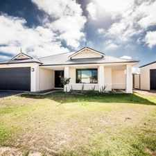 Rental info for Family Home in a Family Area