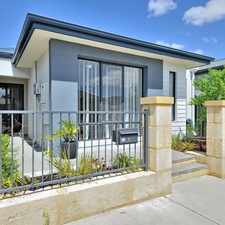 Rental info for WHITEMAN EDGE ESTATE - Close to Public Transport in the Perth area