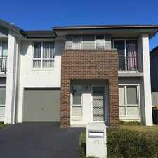 Rental info for AS NEW 3 BEDROOM DUPLEX - GREAT LOCATION.