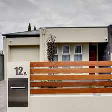 Rental info for Executive Torrens Title Residence in the Parkside area