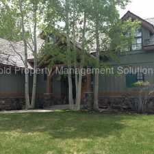 Rental info for GOLF COURSE PROPERTY