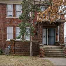 Rental info for 15090 Holmur Street #A in the Mcnichols area