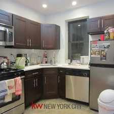 Rental info for W 90th St in the New York area