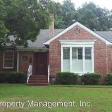 Rental info for 1609 Crest Drive