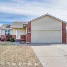 Rental info for 1712 Sugarberry
