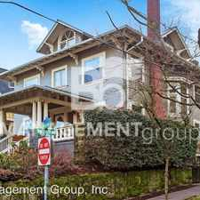 Rental info for 2386 NW Glisan Steet #8 in the Portland area