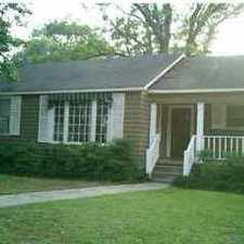 Rental info for House for rent in Mobile. in the Park Place area