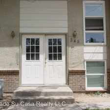 Rental info for 345 Gahart Drive - Unit 4 in the Colorado Springs area