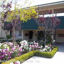 Rental info for 7616 Fulton Avenue #25 in the North Hollywood North East area