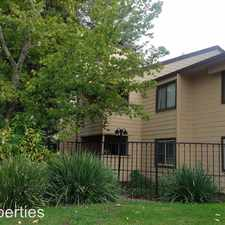 Rental info for 3715 Tallyho Drive #51 1400 South #B in the Rosemont area