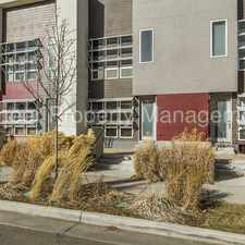 Rental info for Gorgeous Town Home in Chaffee Park in the Chaffee Park area