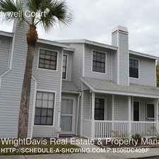 Rental info for 5316 Ladywell Court in the Tampa area