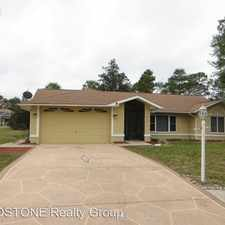 Rental info for 6127 Kinlock Ave in the 34608 area